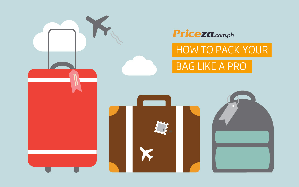 How to Pack Your Bag Like a Pro