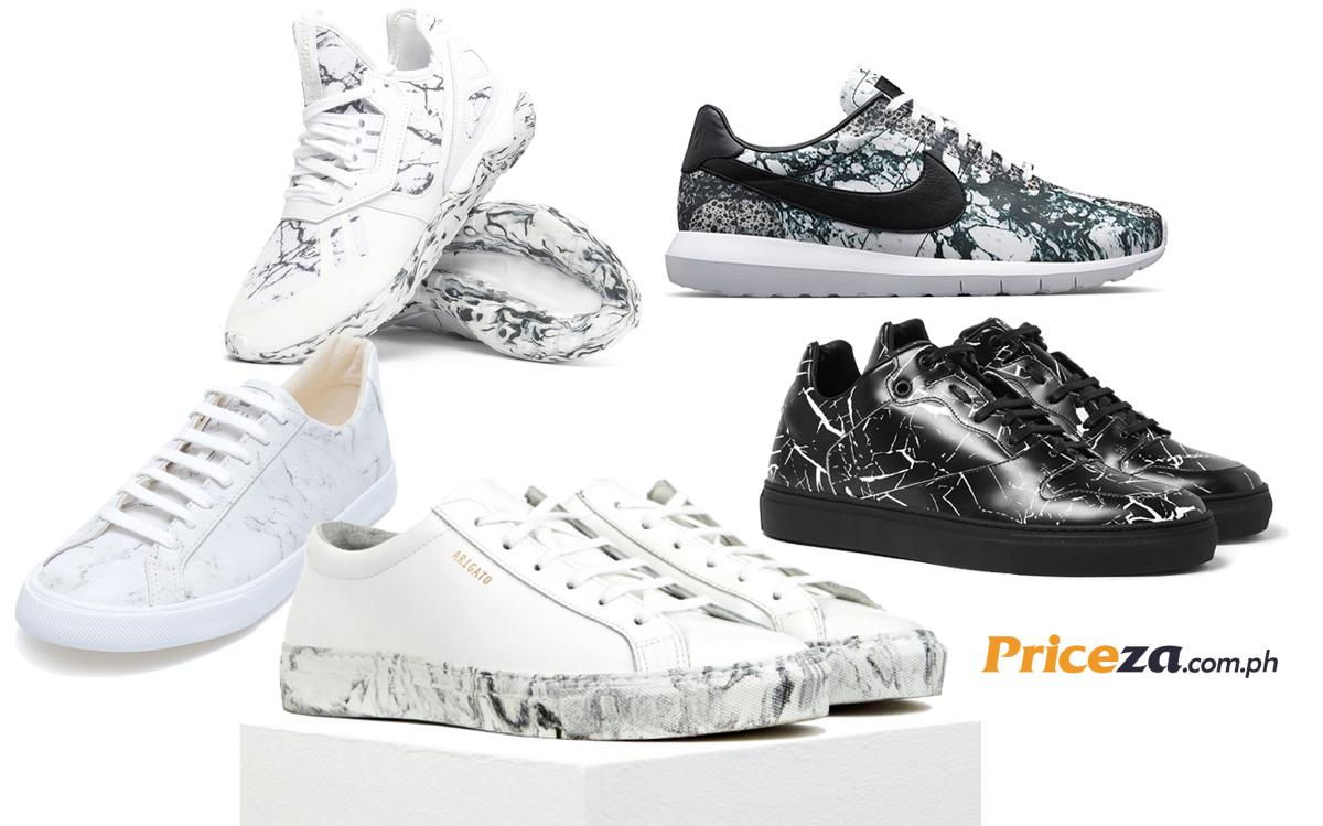 2016 Sneaker Trend - Best Marble Sneakers